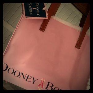 Dooney & Bourke Cancer Ribbon Tote